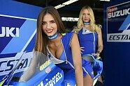 Girls - MotoGP 2016, Aragon GP, Alcaniz, Bild: Milagro