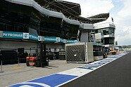 Vorbereitungen - Formel 1 2016, Malaysia GP, Sepang, Bild: Sutton