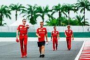 Donnerstag - Formel 1 2016, Malaysia GP, Sepang, Bild: Shell