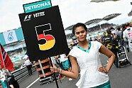 Girls - Formel 1 2016, Malaysia GP, Sepang, Bild: Sutton