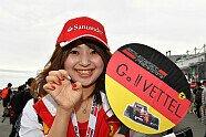 Die verrücktesten Fans in Suzuka - Formel 1 2016, Japan GP, Suzuka, Bild: Sutton