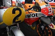 Honda feiert 50 Jahre Königsklasse - MotoGP 2016, Verschiedenes, Japan GP, Motegi, Bild: Honda