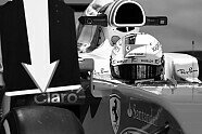Black & White Highlights - Formel 1 2016, Japan GP, Suzuka, Bild: Sutton