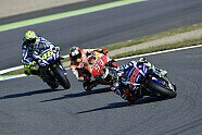 Sonntag - MotoGP 2016, Japan GP, Motegi, Bild: Yamaha