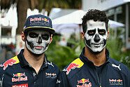 Donnerstag - Formel 1 2016, Mexiko GP, Mexico City, Bild: Red Bull