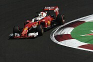 Samstag - Formel 1 2016, Mexiko GP, Mexico City, Bild: Ferrari