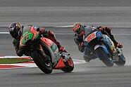 Sonntag - MotoGP 2016, Bild: Aprilia