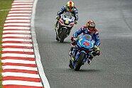 Sonntag - MotoGP 2016, Bild: Suzuki