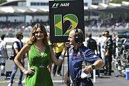 Sonntag - Formel 1 2016, Mexiko GP, Mexiko Stadt, Bild: Sutton