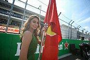 Mexiko GP: Zeitreise mit den hübschesten Girls aus Mexico City - Formel 1 2016, Verschiedenes, Mexiko GP, Mexiko Stadt, Bild: Sutton