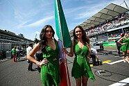 Mexiko GP: Zeitreise mit den hübschesten Girls aus Mexico City - Formel 1 2016, Verschiedenes, Mexiko GP, Mexico City, Bild: Sutton