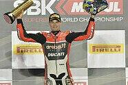 13. Lauf - Superbike WSBK 2016, Katar, Losail, Bild: Ducati