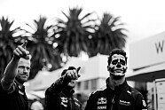 Black & White Highlights - Formel 1 2016, Mexiko GP, Mexico City, Bild: Sutton