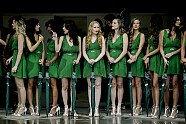 Brasilien GP: Zeitreise mit den hübschesten Grid Girls aus Sao Paulo - Formel 1 2016, Verschiedenes, Brasilien GP, São Paulo, Bild: Sutton