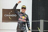 Podium - Formel 1 2016, Brasilien GP, São Paulo, Bild: Sutton
