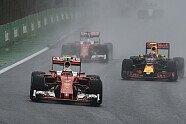 Rennen - Formel 1 2016, Brasilien GP, São Paulo, Bild: Ferrari