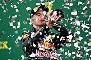 Podium - Formel 1 2016, Brasilien GP, São Paulo, Bild: Red Bull