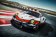 Der neue Porsche 911 RSR für 2017 - WEC 2016, Präsentationen, Bild: Porsche