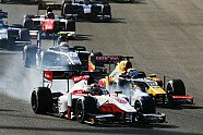 21. & 22. Lauf - GP2 2016, Abu Dhabi, Abu Dhabi, Bild: GP2 Series