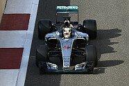 Pirelli-Reifentest in Abu Dhabi - Formel 1 2016, Testfahrten, Bild: Pirelli