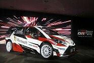 Toyota Yaris WRC Launch - WRC 2016, Präsentationen, Bild: Toyota Gazoo Racing