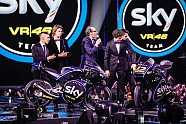 VR46-Teampräsentation in italienischer Casting-Show - Moto3 2016, Präsentationen, Bild: VR46