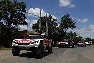 Vorbereitungen - Dakar 2017, Bild: Peugeot