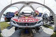 Vorbereitungen - Dakar 2017, Bild: Red Bull