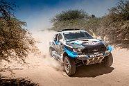 2. Etappe - Dakar 2017, Bild: Ford