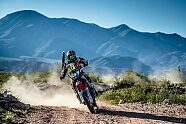 3. Etappe - Dakar 2017, Bild: Honda
