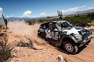3. Etappe - Dakar 2017, Bild: X-raid