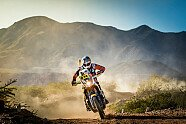 3. Etappe - Dakar 2017, Bild: KTM