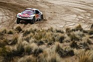 8. Etappe - Dakar 2017, Bild: Peugeot