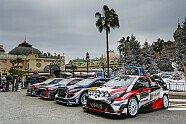 Tag 1 - WRC 2017, Rallye Monte Carlo, Monte Carlo, Bild: Toyota