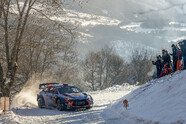 Tag 2 - WRC 2017, Rallye Monte Carlo, Monte Carlo, Bild: Hyundai