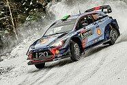 Vorbereitungen & Shakedown - WRC 2017, Rallye Schweden, Torsby, Bild: Sutton