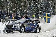 Tag 2 - WRC 2017, Rallye Schweden, Torsby, Bild: Sutton