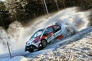 Tag 2 - WRC 2017, Rallye Schweden, Torsby, Bild: Toyota Gazoo Racing