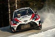 Tag 3 & Podium - WRC 2017, Rallye Schweden, Torsby, Bild: Toyota Gazoo Racing
