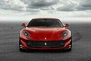 Ferraris neues Monster - der 812 Superfast - Auto 2017, Verschiedenes, Bild: Ferrari
