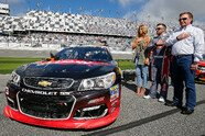 The Clash at Daytona - NASCAR 2017, Bild: General Motors