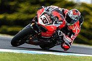 Der finale WSBK-Test auf Phillip Island - Superbike WSBK 2017, Testfahrten, Bild: Ducati