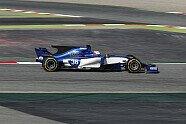 Testfahrten - Donnerstag (Regentest) - Formel 1 2017, Testfahrten, Barcelona I, Barcelona, Bild: Sutton