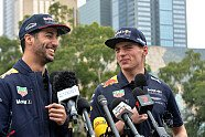 Mittwoch - Formel 1 2017, Australien GP, Melbourne, Bild: Sutton