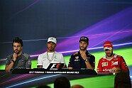Donnerstag - Formel 1 2017, Australien GP, Melbourne, Bild: Sutton