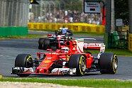 Freitag - Formel 1 2017, Australien GP, Melbourne, Bild: Sutton