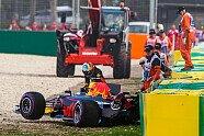 Samstag - Formel 1 2017, Australien GP, Melbourne, Bild: Sutton