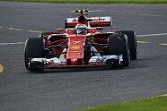 Samstag - Formel 1 2017, Australien GP, Melbourne, Bild: Ferrari