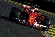 Rennen - Formel 1 2017, Australien GP, Melbourne, Bild: Ferrari