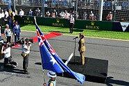 Sonntag - Formel 1 2017, Australien GP, Melbourne, Bild: Sutton